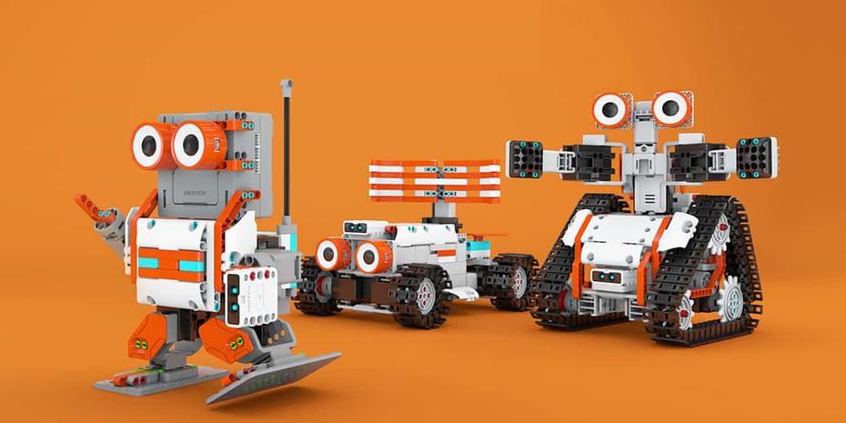 Ubtech Roboter - Nybrott Media AS
